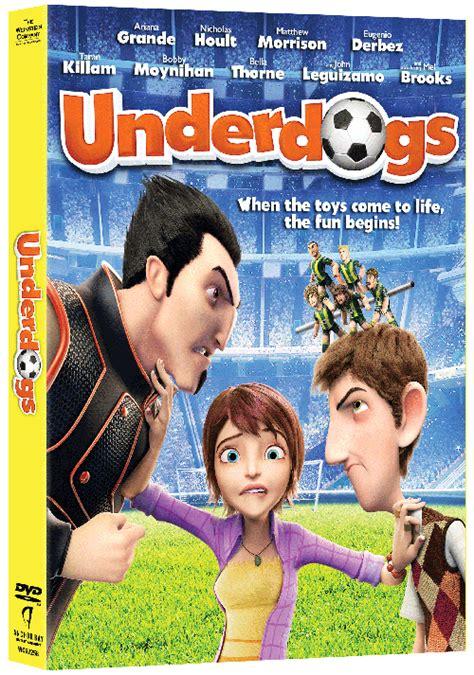 underdogs film ariana underdogs starring ariana grande