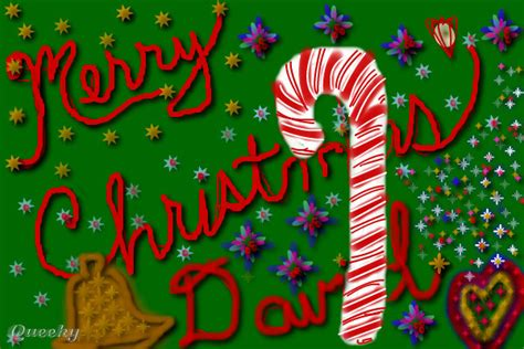 merry christmas david  ecards speedpaint drawing  lauriezoro queeky draw paint