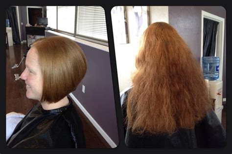 brazilianblowout short hair how to from long to short and brazilian blowout hair by