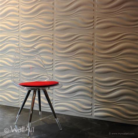 design art carta 3d wall panels waves design paredes pinterest