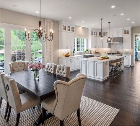 open concept living room dining room kitchen best 25 open concept kitchen ideas on open