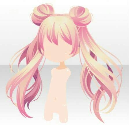 81 best anime hairstyles images on pinterest anime art follow me on pinterest nemesis chibi hair pinterest