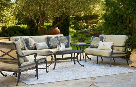 carlisle slate outdoor furniture traditional patio