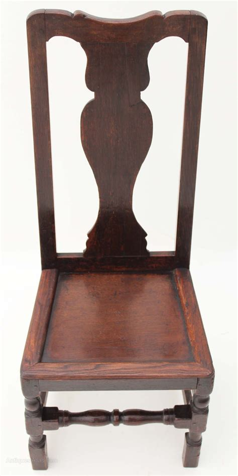 antique back chairs 17c 18c high back oak side dining chair antiques atlas