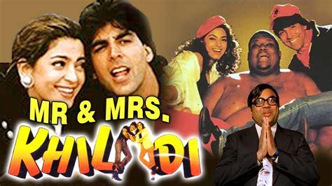 comedy film of akshay kumar mr mrs khiladi full hindi comedy movie akshay kumar