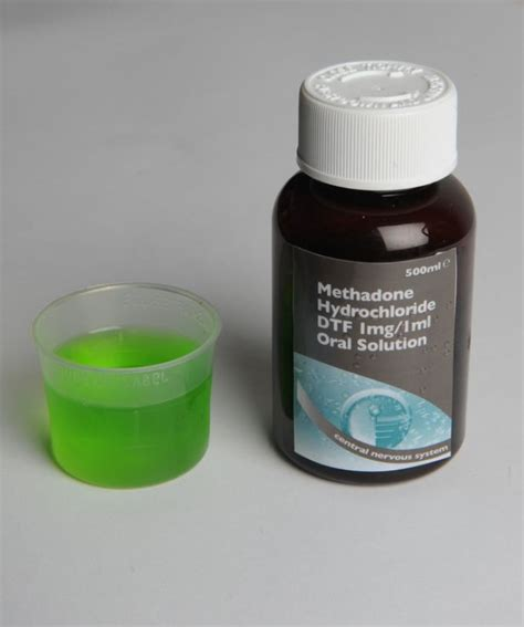 How Methadone Detox by Image Gallery Methadone