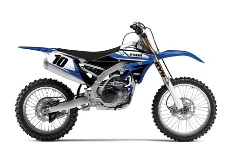 Box Yz85 factory effex evo 12 shroud airbox graphics kit yamaha