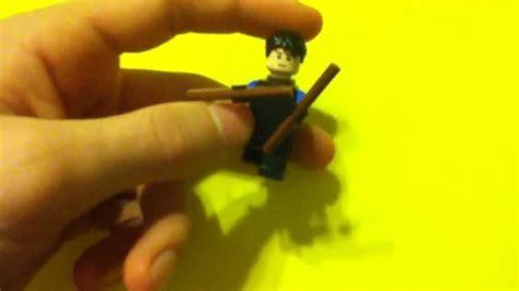 lego nightwing tutorial how to make a custom good lego night wing youtube