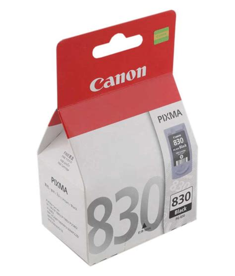 Cartridge Printer Canon Pg 830 jual tinta canon pg 830 original murah distributor tinta
