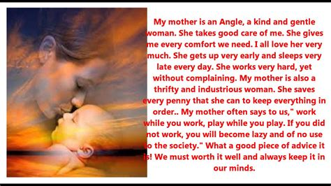 write biography your mother short essay on mother composition on mother creative