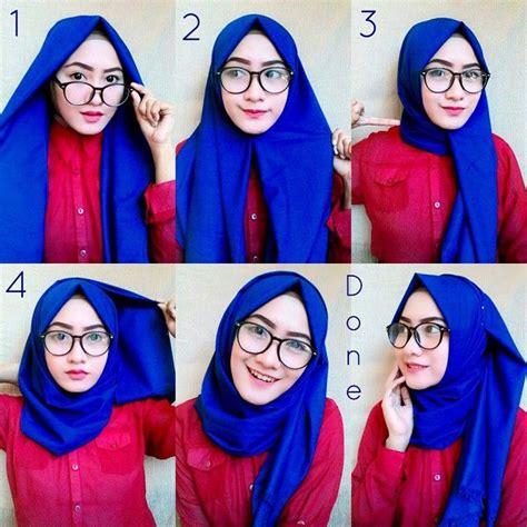 tutorial hijab ega d academy 25 best ideas about easy hijab tutorial on pinterest