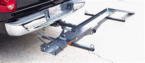 motorcycle hitch carriers review   car