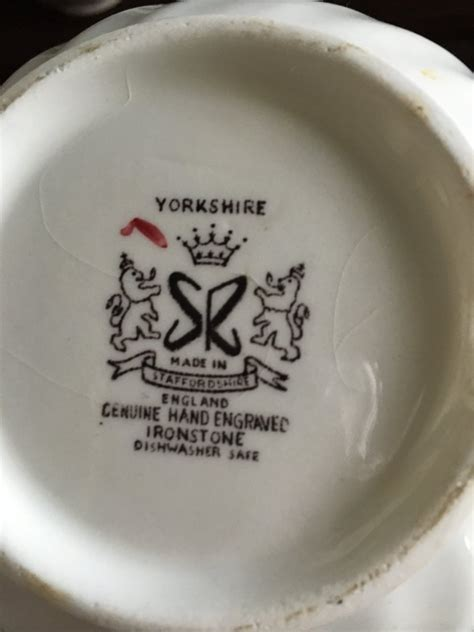 how much are yorkies worth i a 141 dinner set of ironstone farm the set is
