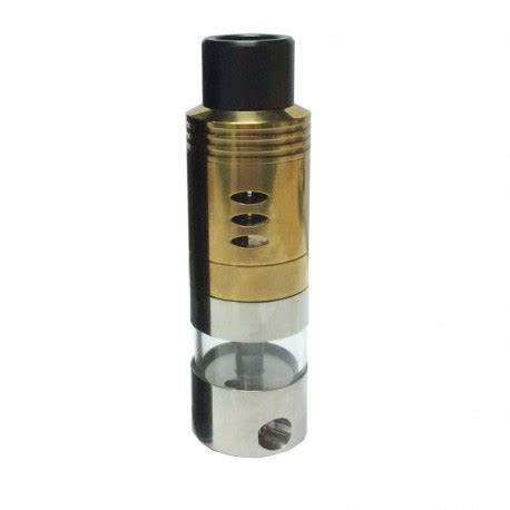 Aios Tank Rda Rebuildable Atomizer so horney style rda 22mm golden rebuildable atomizer w glass tank
