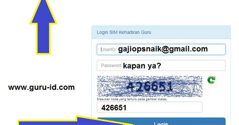 aplikasi membuat sim online absen online guru dari dapodik ke aplikasi sim kehadiran