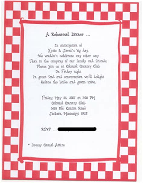 dinner invitation wording klassy prints wording sles