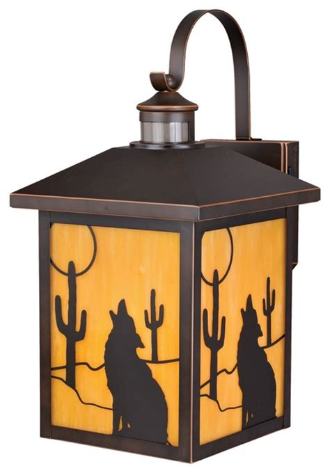 Southwestern Outdoor Lighting Calexico Dualux Burnished Wall Light Southwestern Outdoor Wall Lights And Sconces By Vaxcel