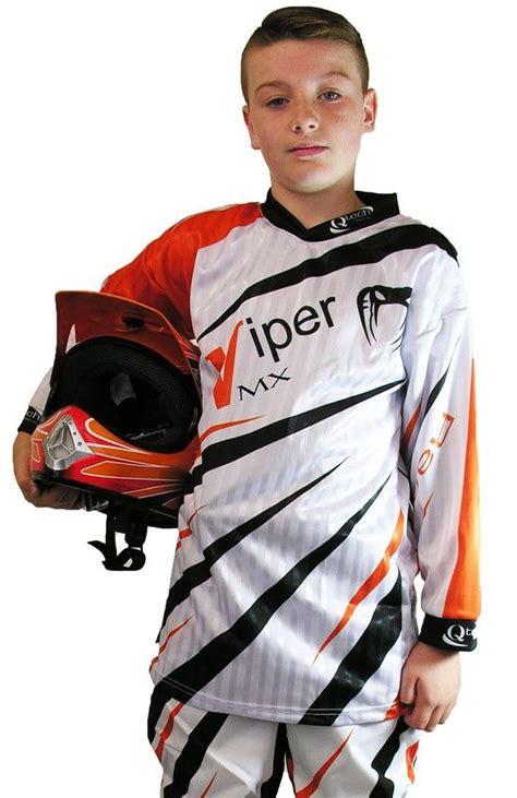 childrens motocross gear childrens motocross kit shirt jersey race mx