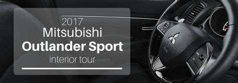 2017 mitsubishi outlander sport interior photo 2017 mitsubishi outlander sport interior tour