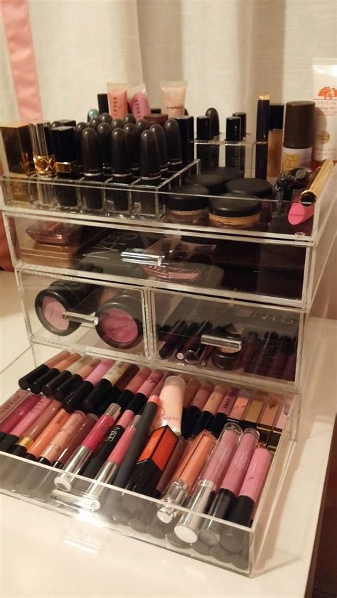 best 25 clear makeup storage ideas on diy