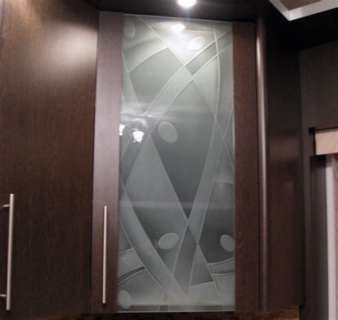 glass etching designs for kitchen etched glass pantry doors sans soucie glass