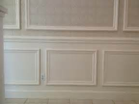 Installing Beadboard Wallpaper - wainscoting crown molding baseboards chair rails ceiling beams ceiling tiles