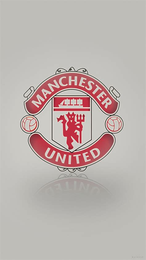 Garskin Manchester United Mu Fc Screenguard For Iphone 4 4s phone wallpaper manchester united by marayu9 on deviantart