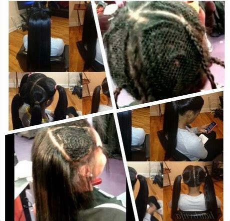 vixen sew in on short hair hairstyles you can get with the vixen sew in