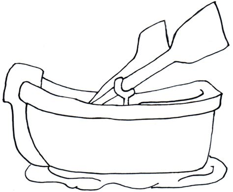 how to draw a rowboat additional 2007 texas reading club clip art sail away with
