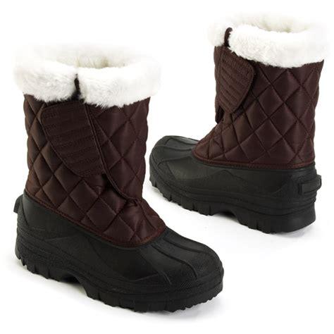 walmart winter boots for walmart