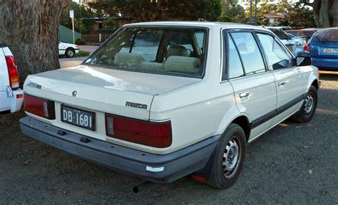 old car repair manuals 1987 mazda familia auto manual service manual how to remove 1987 mazda familia ecm mazda familia 1997