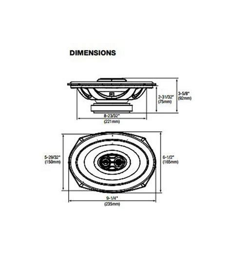 Speaker Jbl Oval jbl oval car audio speaker cs x 696 buy snapdeal