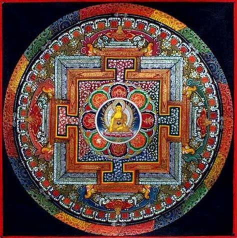 imagenes mandalas tibetanos mandalas en busca de la concentraci 243 n pintura y artistas