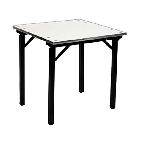 42 inch square folding table maywood dforig42sq folding table 42 inch square x 30