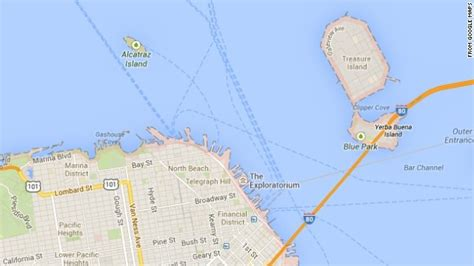 san francisco treasure island map is building a glass retail store that floats