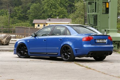 Audi A4 2 0 T Tuning by View Of Audi A4 2 0 T Fsi Quattro Dtm Edition Photos
