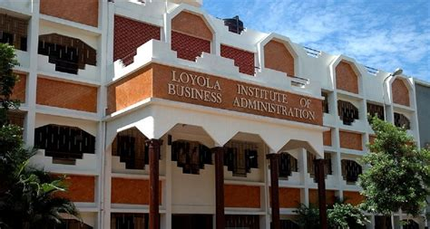 Loyola Institute Of Business Administration Fee Structure For Mba by Fees Structure And Courses Of Pondicherry