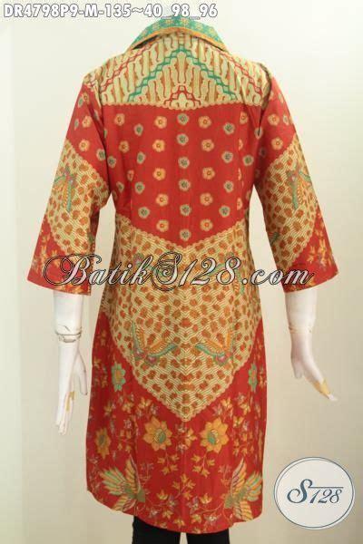 Bahan Motif 9 baju dress bahan batik motif sinaran pakaian batik model