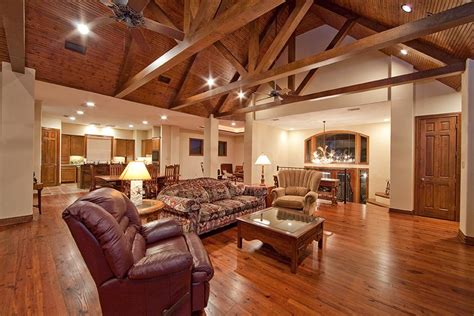 interior beams in houses interior wood ceilings country home interior ideas with varnished wood beams