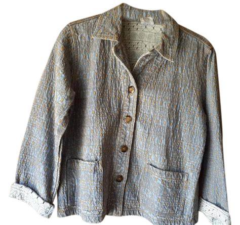 color me cotton color me cotton click embroidered denim light denim womens