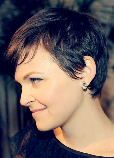 pictures of short hair do s back dise and front views ginnifer goodwin pixie cut pictures short hairstyles