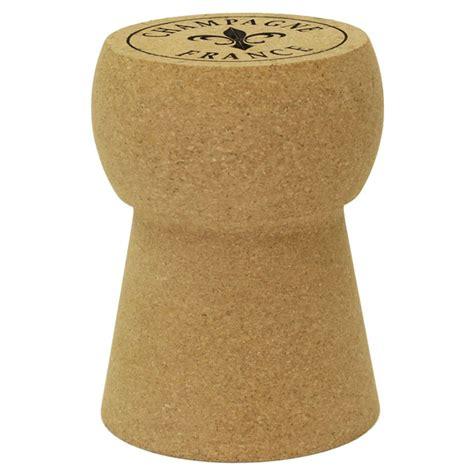 cork ottoman cork wine cork ottoman