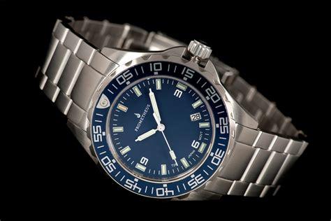blue dive watches prometheus company prometheus jellyfish automatic