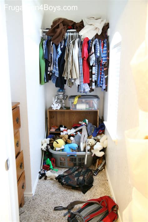 Bedroom Clean Up How To Get To Clean Their Own Rooms Frugal For