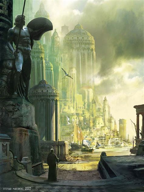 Novel Elantris The Curse Of The Holy City 17 best images about places concept on ruins landscape and