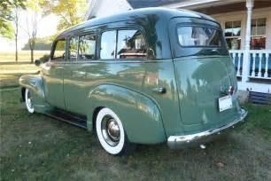 1949 chevrolet suburban custom suv 161234