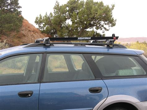 Subaru Outback 2014 Roof Rack by 2011 Subaru Outback Roof Rack Capacity