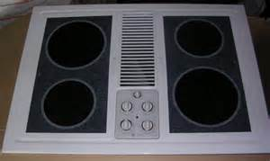 Electric Cooktops With Downdraft 30 Inch Downdraft Cooktop Wilmington Wilmington 125
