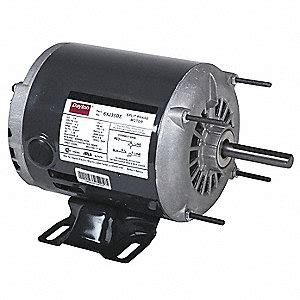 resetting hp split dayton general purpose motor split phase 1 4 hp 6xj35