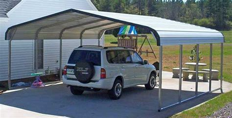 Metal Car Shelter Kits Metal Shelters For A Car Rv Boat Or Animal Shelter